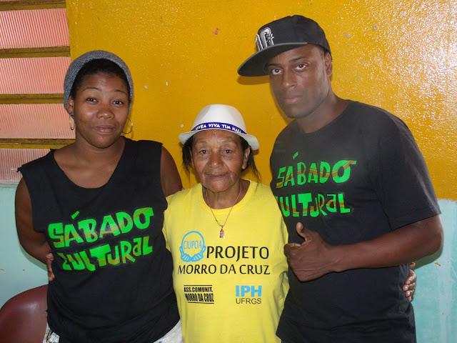 Em Porto Alegre, na zona leste da capital, está acontecendo um movimento para a construção da 1ª Casa de Hip Hop da cidade.