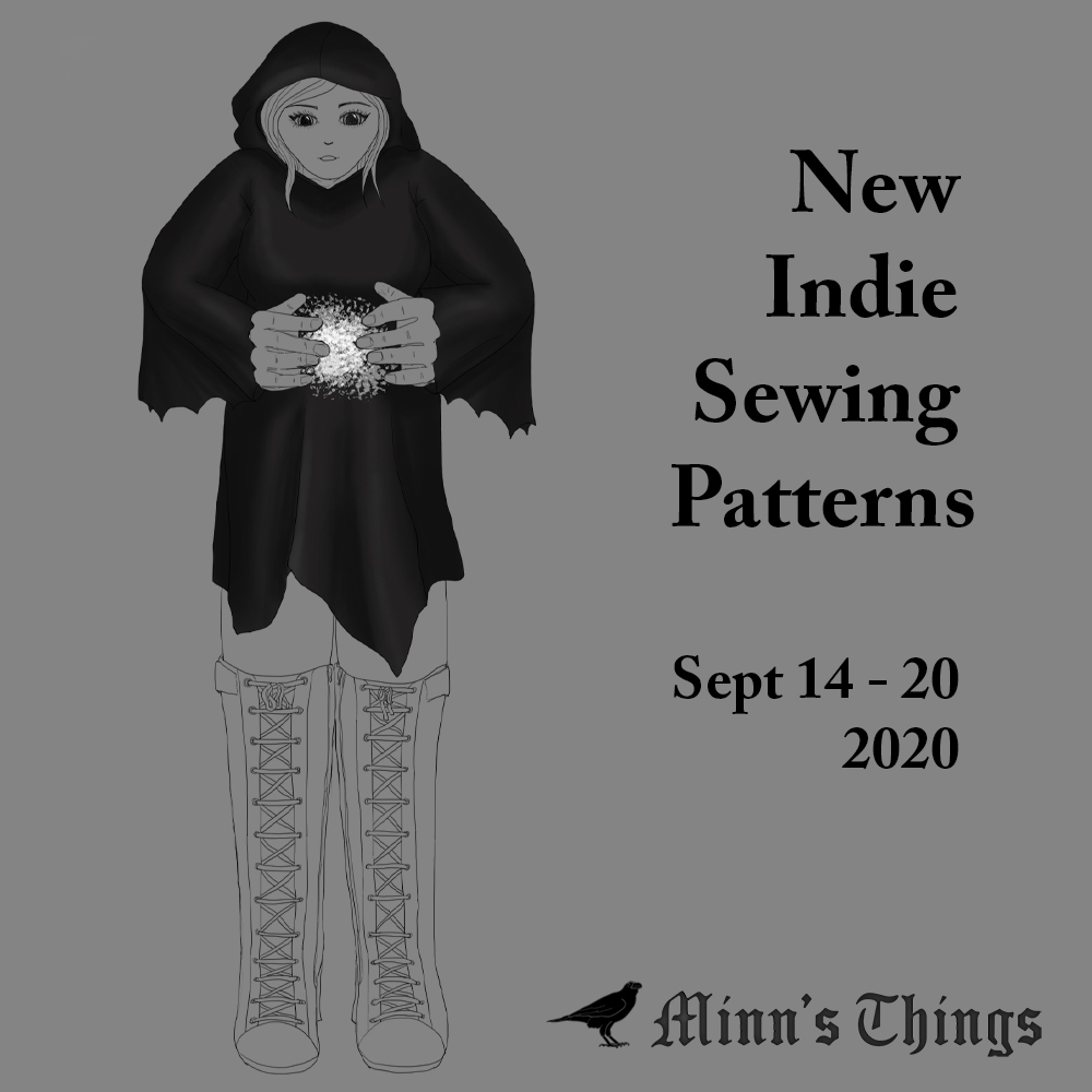new releases fresh list indie independent small designers sewing patterns updates september 2020