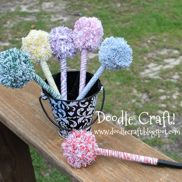 35 Awesome Back To School Crafts Round Up!