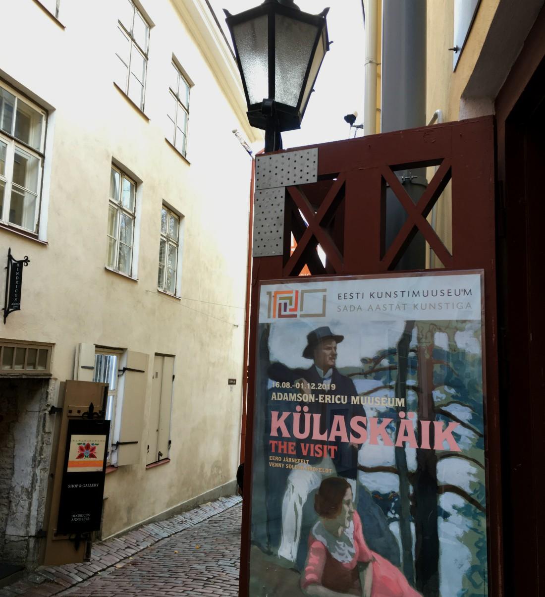 Adamson-Etric Museeum, Tallinna, Tallinnan Vanhakaupunki, Rouva Sana