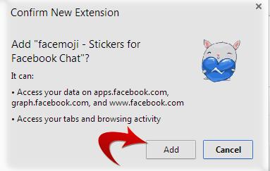 Cara buat Status komentar Facebook menggunakan emo keren