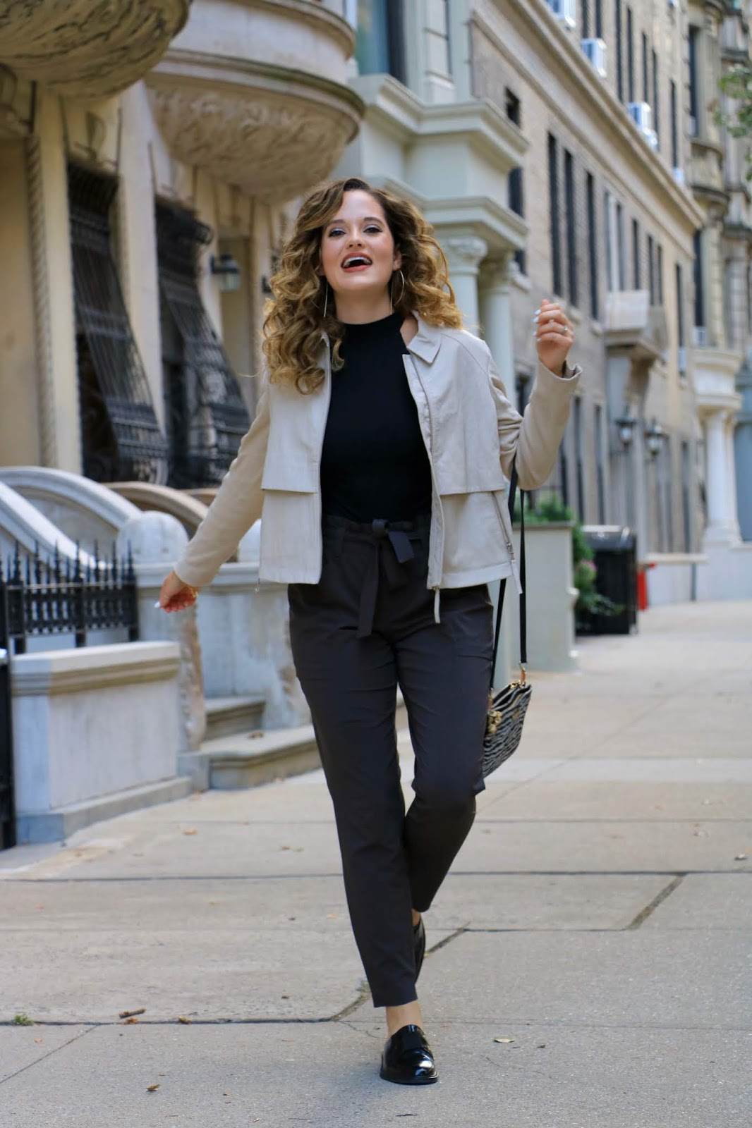 Nyc fashion blogger Kathleen Harper's fall fashion outfit ideas.