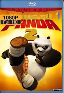 Kung Fu Panda 2 [2012] [1080p BRrip] [Latino-Inglés] [GoogleDrive]