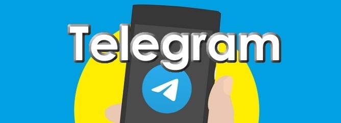 Telegram para Mensajeria con funciones para descargar
