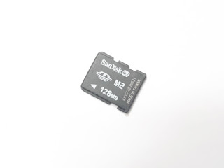 Memory Card M2 128MB SanDisk Original Micro M2 Sony Ericsson W900 W910 W980