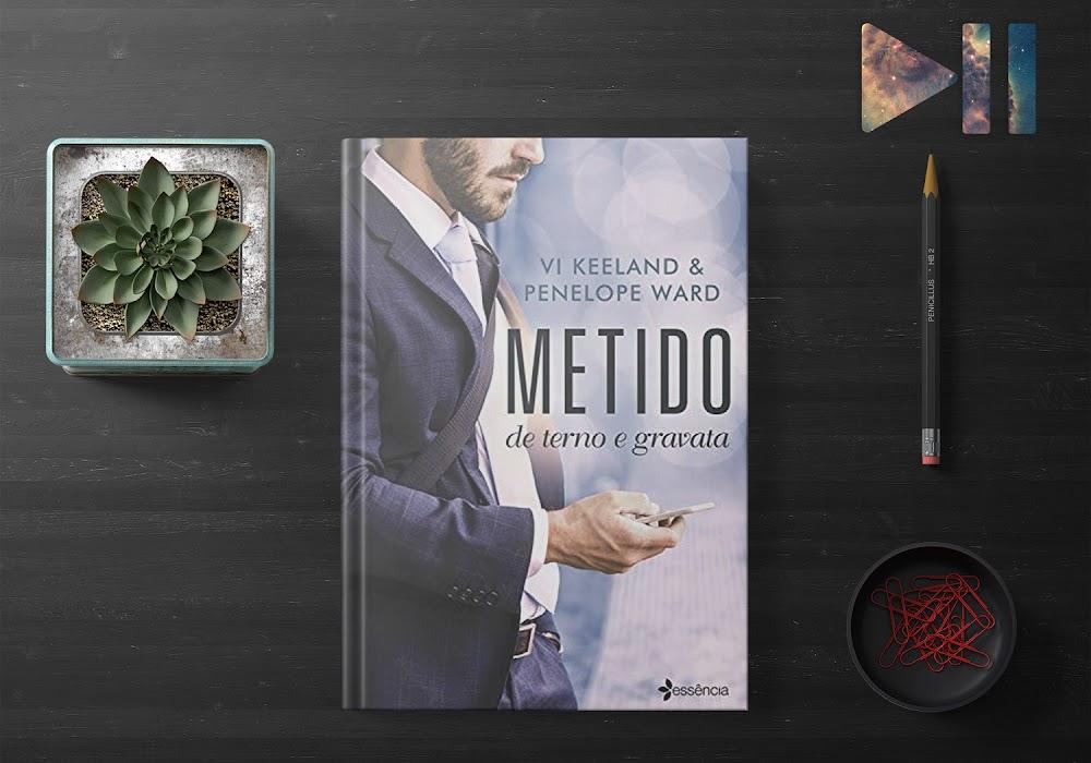 Resenha | Metido de Terno e Gravata, de Vi Keeland e Penelope Ward
