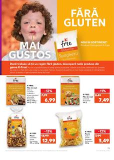 Catalog KAUFLAND 21 - 27 noiembrie produse fara gluten pentru copii