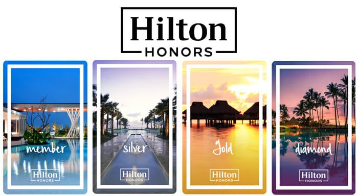 how to become a hilton honors member