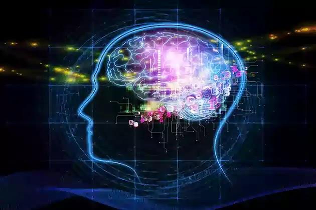 Ilustrasi Otak Manusia untuk Berpikir dengan Pola Terstruktur