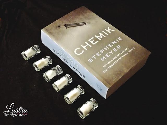 Chemik – Stephenie Meyer. Dla dorosłych fanów Zmierzchu