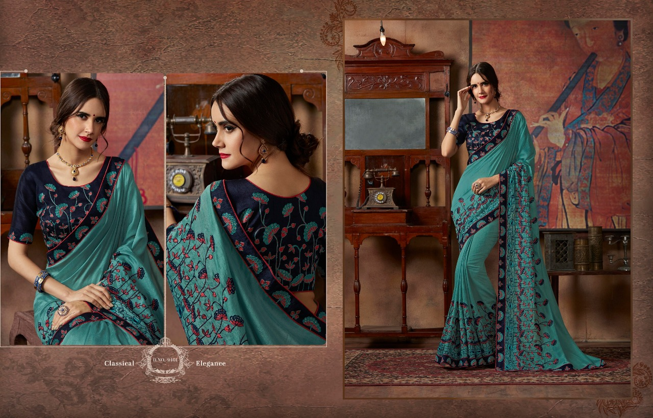 Zeels Creations: Akshara Vol 2 by Kessi Fabrics Beautiful