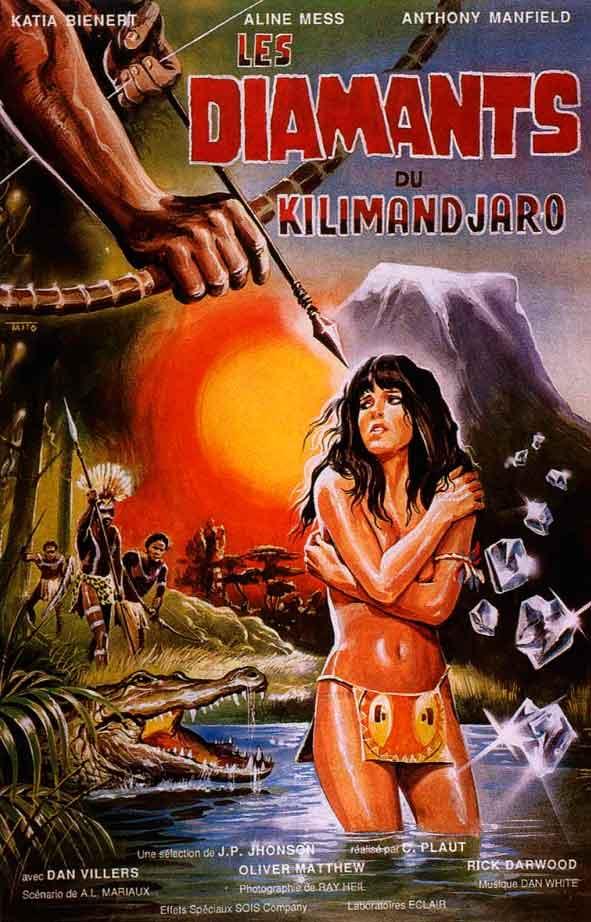 WATCH El tesoro de la diosa blanca - Diamonds of Kilimandjaro 1983 ONLINE Freezone-pelisonline
