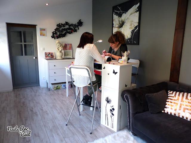 Bar à ongles manucure la Ferté st Aubin 45240