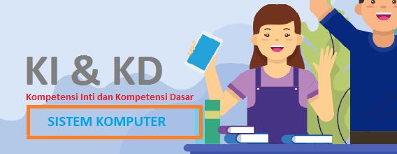 KI KD Sistem Komputer - Teknik Komputer dan Jaringan (TKJ)