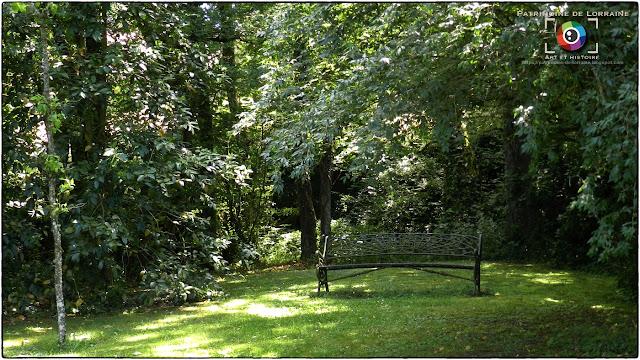 GELAUCOURT (54) - Jardin d'eau de l'Aubepré