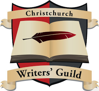 Christchurch Writer's Guild logo