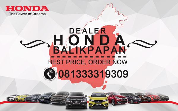 Dealer Honda Terbaik di Balikpapan Kalimantan Timur