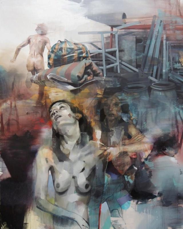 Современное искусство из Франции. Pascal Vilcollet 19