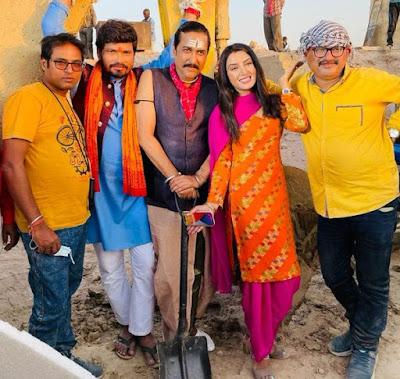 Banarasi Babu Bhojpuri Movie poster