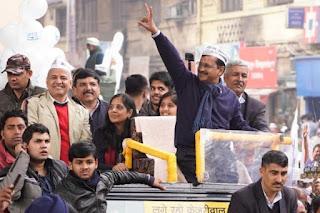 Delhi Assembly Election : Exit Poll में AAP की फिर से बल्ले-बल्ले, BJP मायूस, कांग्रेस का डब्बागोल!