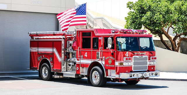 Why Fire Trucks Are Red