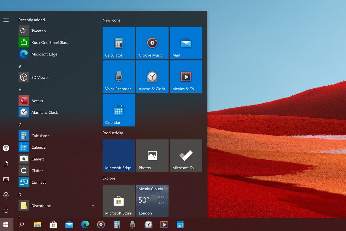 Windows 10 işletim sistemini kaldığı yerden başlatmama ayarı
