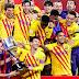 Barcelona Wins The Copa Del Rey 2020/2021 Season