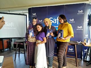 pemenang best post by safi age defy