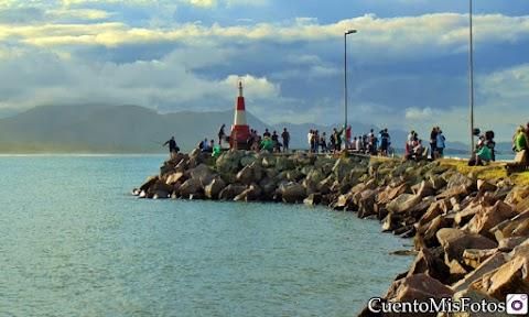 Brasil, SC - Barra da Lagoa, Florianopolis
