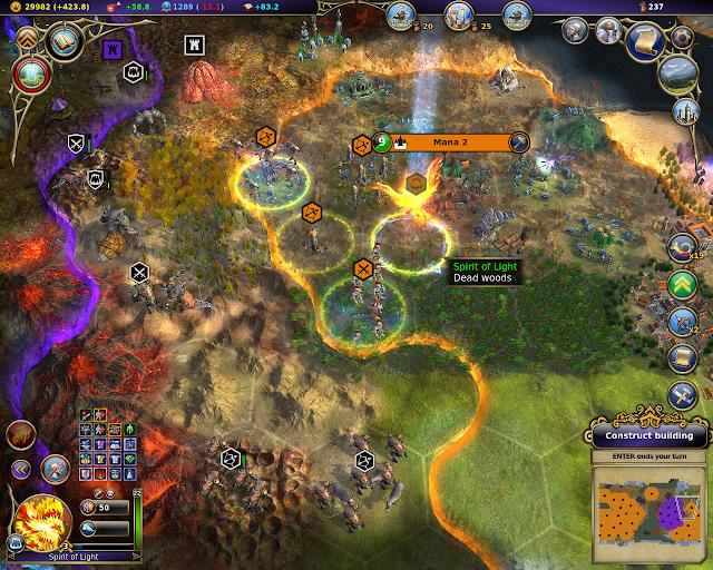 Spirit Units | Warlock - Master of the Arcane screenshot