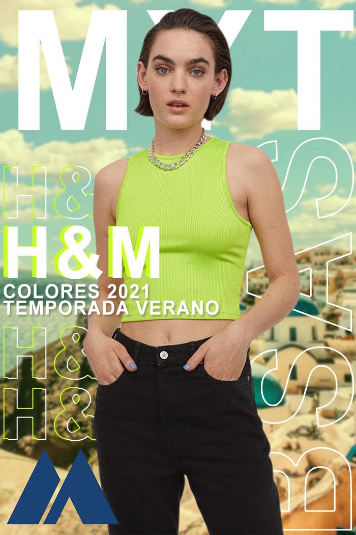 Colores 2021 Colores de moda primavera verano 2021