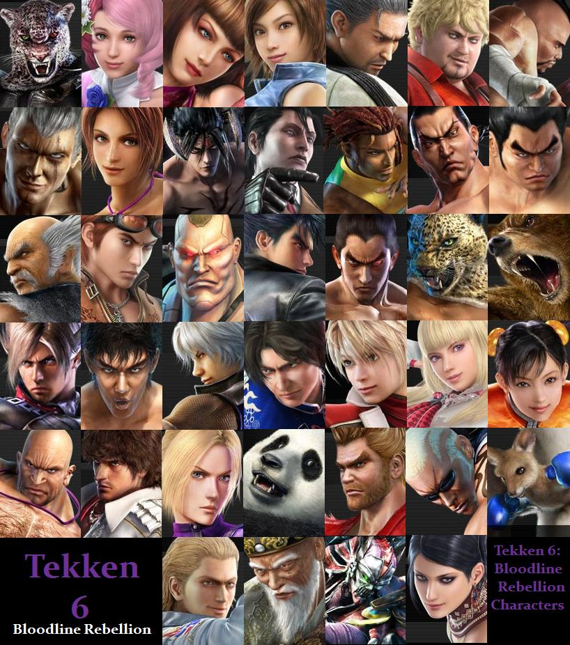 Tekken 6 For Playstation 3