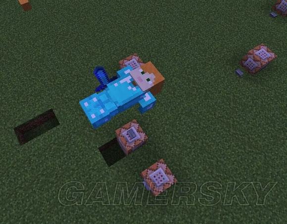 當個創世神 (Minecraft) 1.8版本指令方塊刷平躺的裝備架教學 @ 娛樂計程車 :: 痞客邦 PIXNET