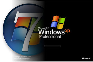 Windows 7 XP Logo