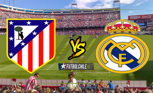 Atlético Madrid vs Real Madrid