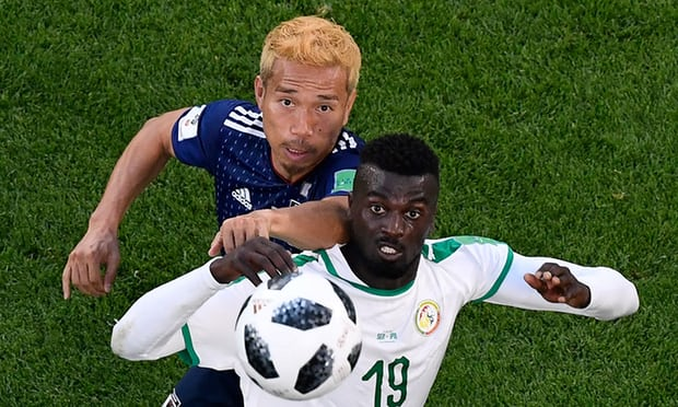 Japan-Senegal keeps World Cup knockout hopes alive with 2-2 draw