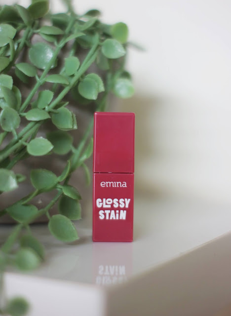 Review Emina Glossy Stain