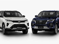 Review Toyota Fortuner Legender 2020