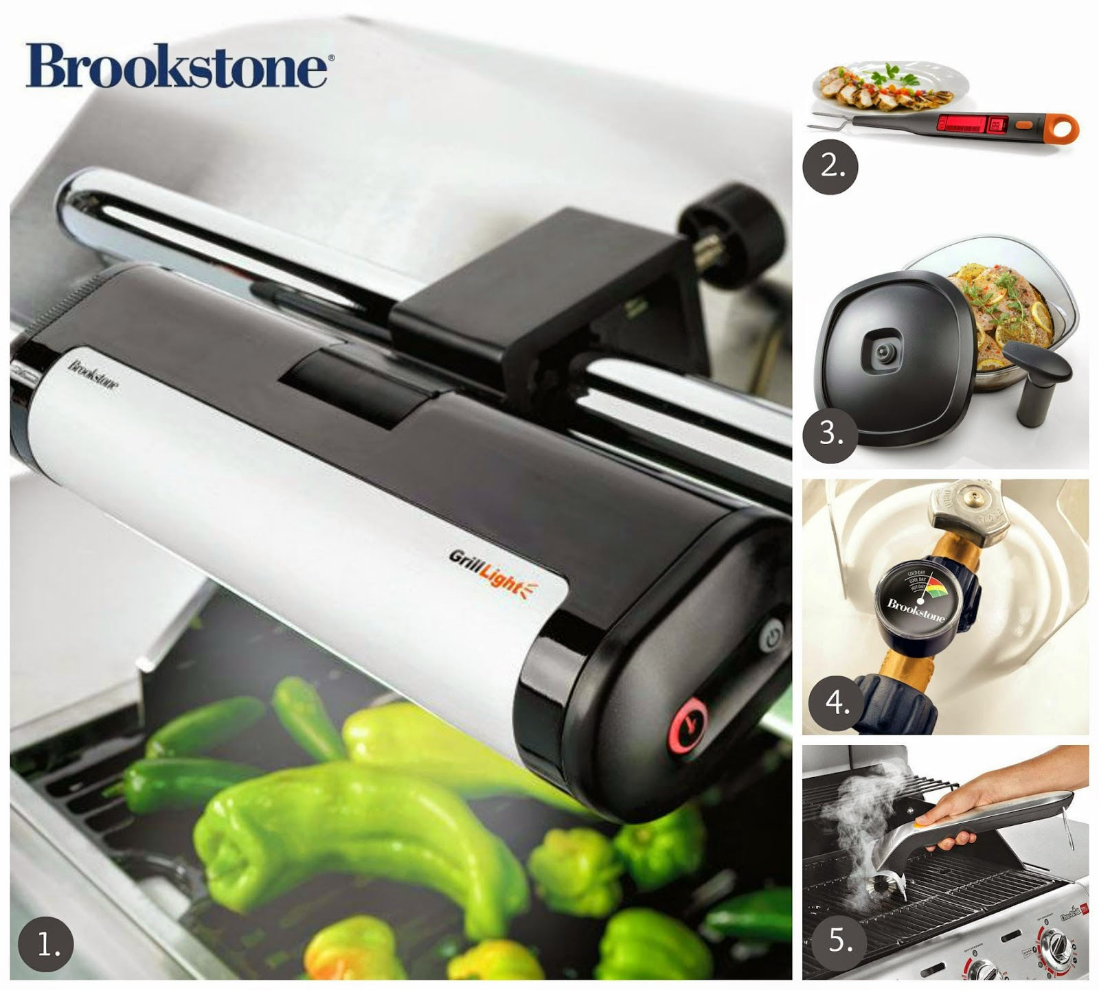 focal point styling: grill gadget gifts for dad