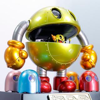 Marvel, Pac-Man, Godzilla - Tamashii Nation 2020 - nuevas figuras S.H.Figuarts y Chogokin