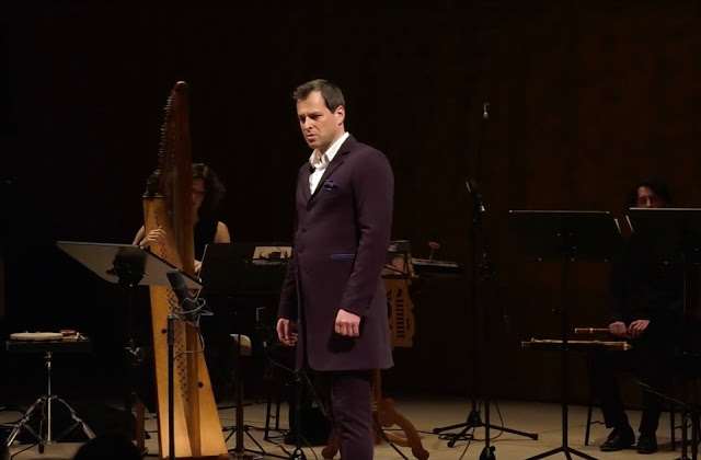 Holger Falk & Nuovo Aspetto in Il gondoliere Veneziano at the Elbphilharmonie, Hamburg