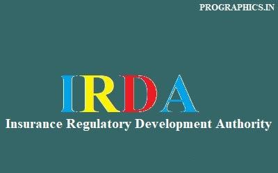 irda-full-form