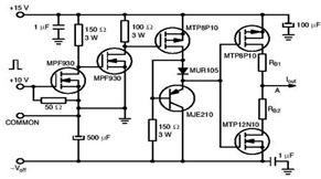 BUD42D Bipolar NPN Transistor for Light