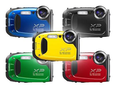 Fujifilm XP60 FinePix Camera Firmware Latest Driverをダウンロード