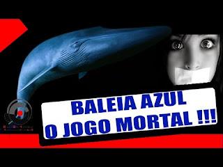 Resultado de imagem para JOGO BALEIA AZUL