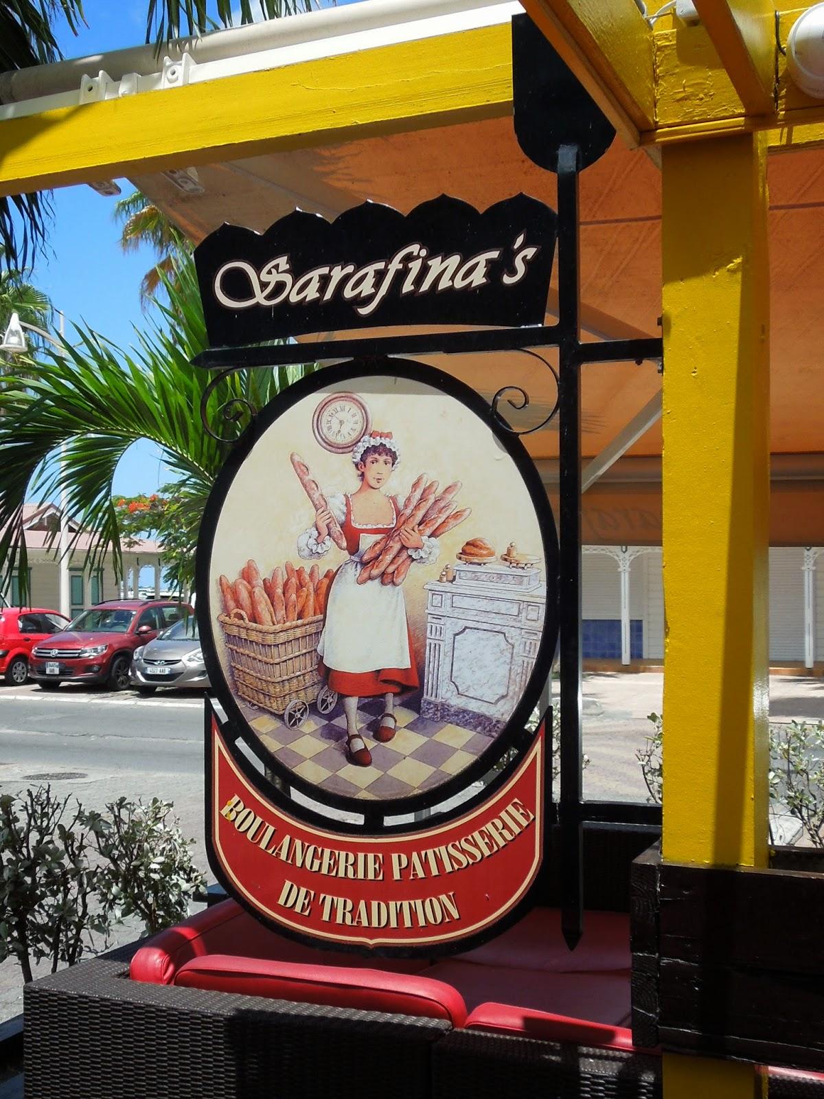 Sarafina's bakery
