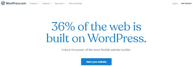 WordPrees.Com দিয়ে ফ্রি ওয়েবসাইট তৈরি