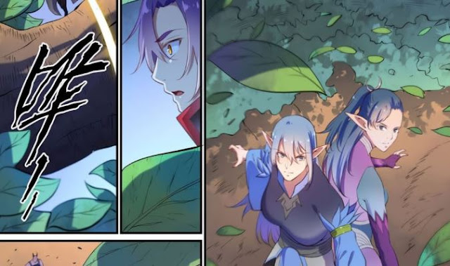 Baca Manhua Apotheosis Chapter 604 Bahasa Indonesia