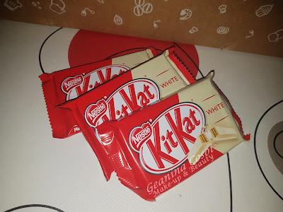 Kit Kat White Caja Degustabox - Octubre ´16