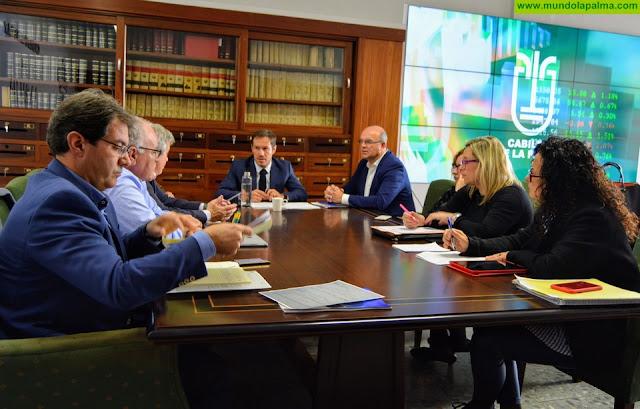 El gobierno insular apuesta por una gestión eficaz de los recursos humanos en el Cabildo